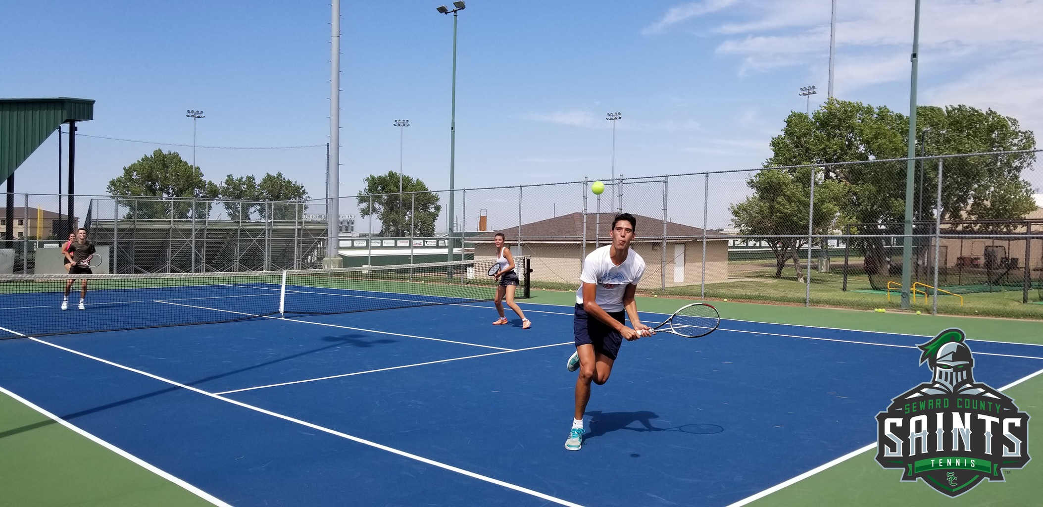 Men's and Women's Tennis Teams Results at the Tyler Invitational