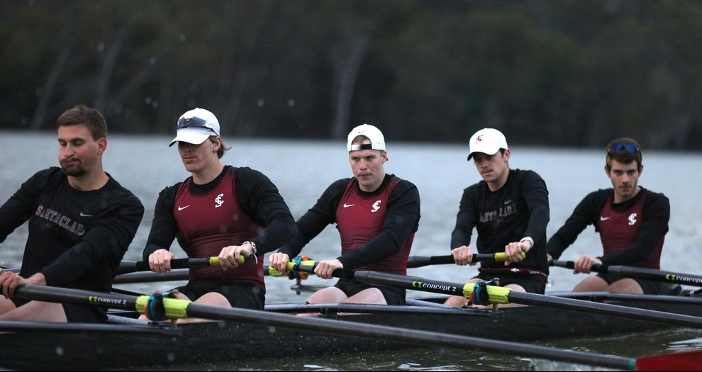 Mens' Rowing Headed Back to IRAs after Western Sprints