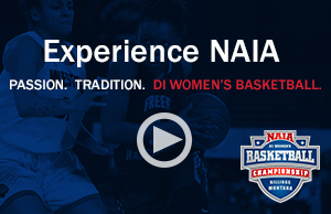 NAIA Women's DI Basketball Championships Video