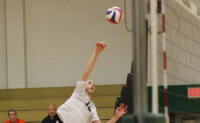 Jared Kucko led the Wolves with 11 kills in Friday's win