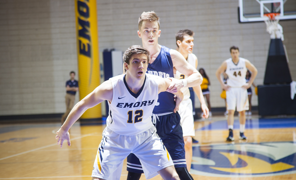 Emory Men's Basketball Concludes Four-Game Road Swing At Washington University & Chicago