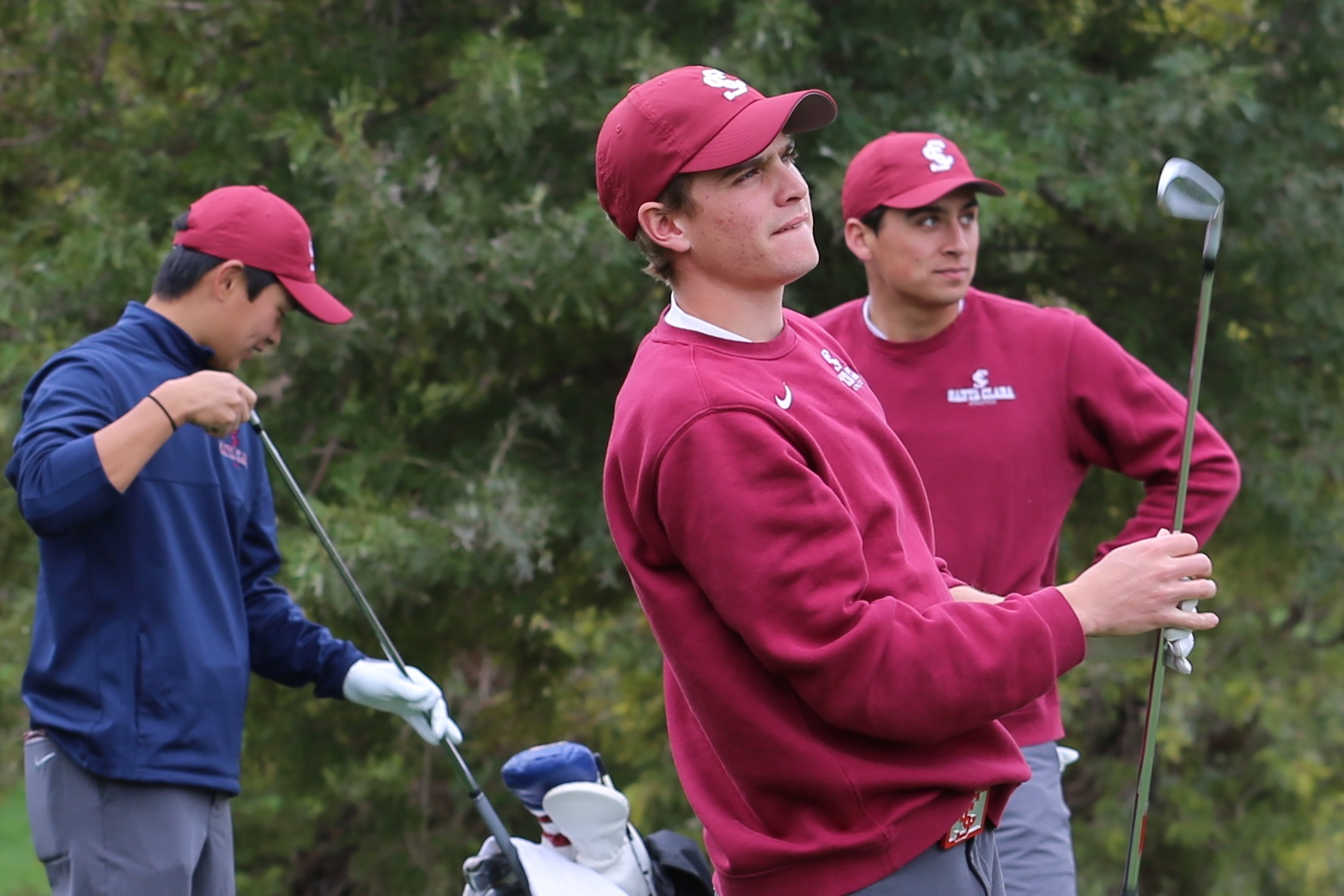 Men's Golf Moves Into Tie For 11th After 36 Holes Of Wyoming Desert Intercollegiate