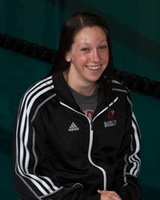 Temple receives Association of Division III Independents women's swimming Student-Athlete of the Month honors