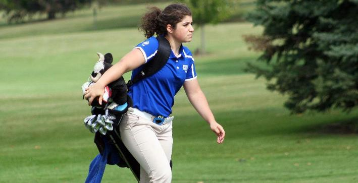 Falcons complete NCAA Women's Golf Championship