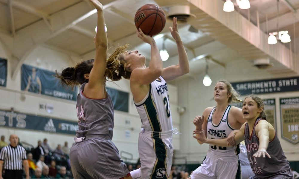 WOMEN'S BASKETBALL RIDES STRONG START TO 81-69 HOME WIN OVER SOUTHERN UTAH