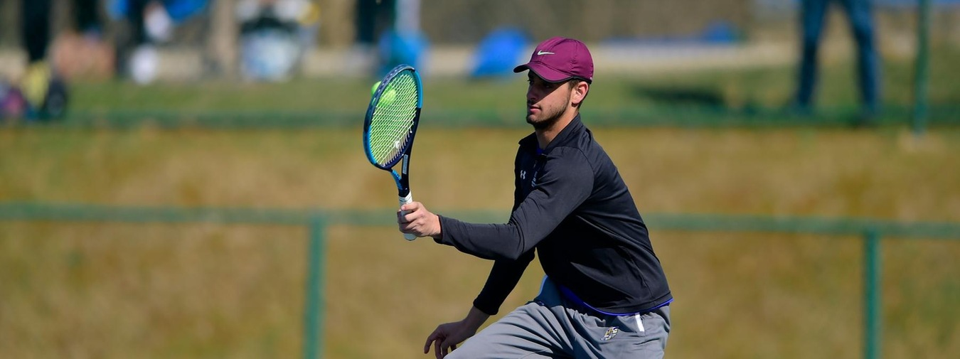 Kane Advances To B4 Singles Semifinals At ITA Southeast Regional For Goucher Men's Tennis