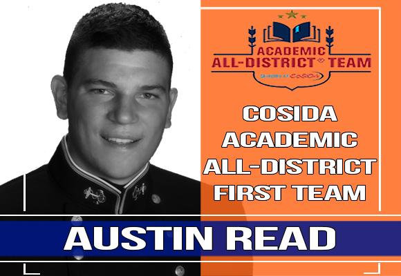 Read Named to Academic All-District First Team
