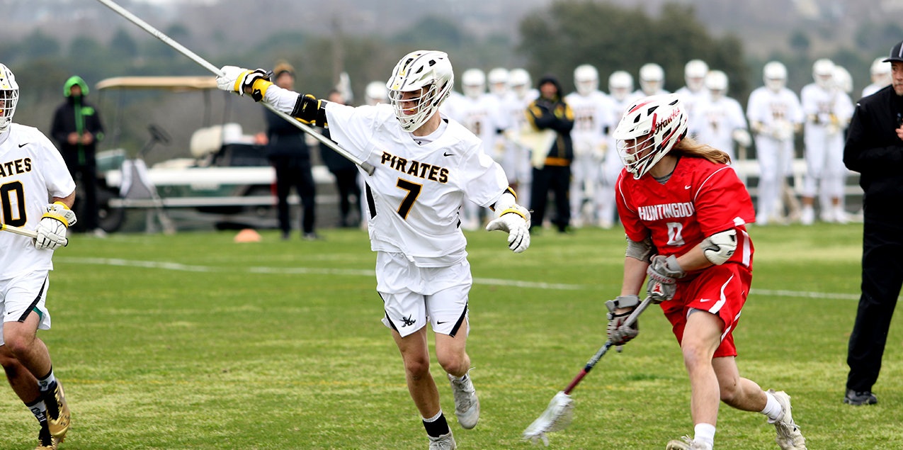 SCAC Men's Lacrosse Recap - Week One