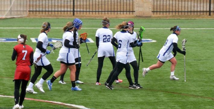 Women's Lacrosse falls at Carthage