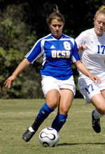 Gauchos Settle for 0-0 Tie With Pacific, Clinch Spot in Big West Tournment