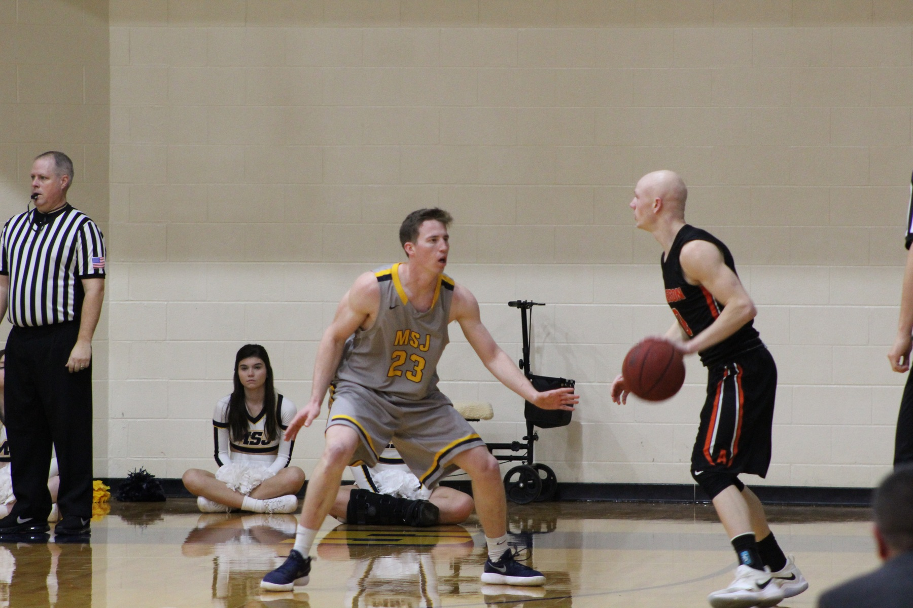 Lions fall to No. 21 Wooster in Al Van Wie Rotary Classic