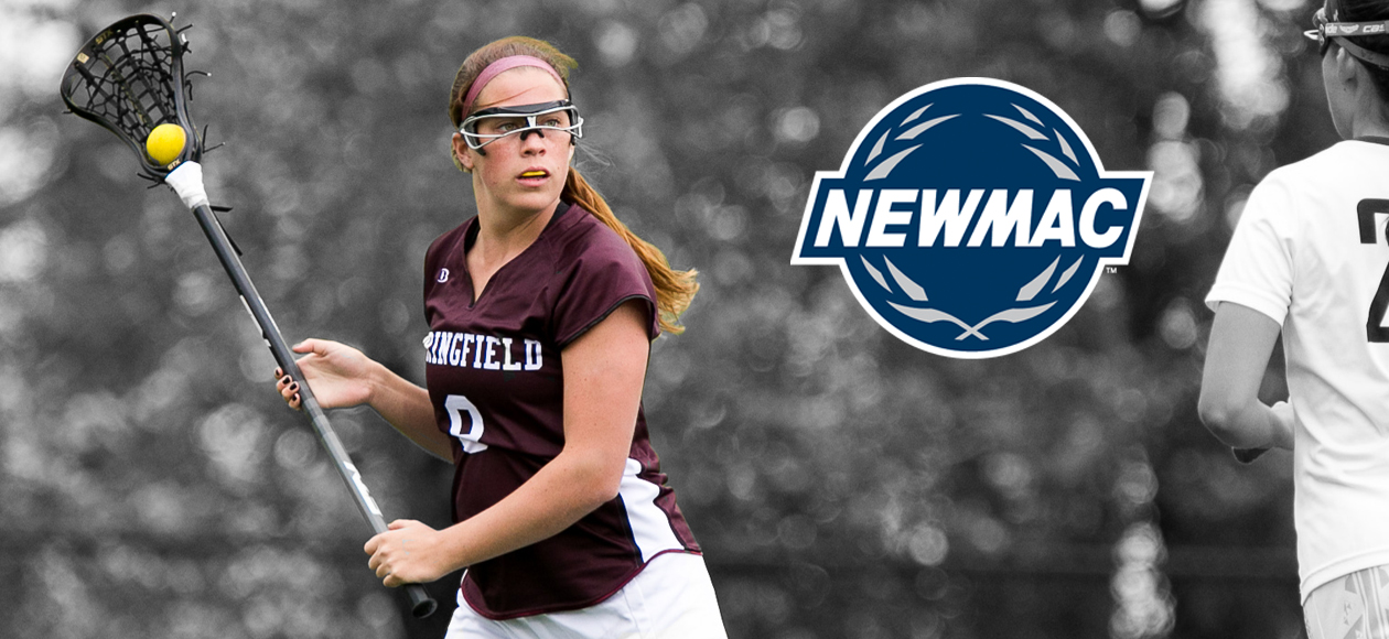 Corsano Named NEWMAC Women's Lacrosse Offensive Player of the Week