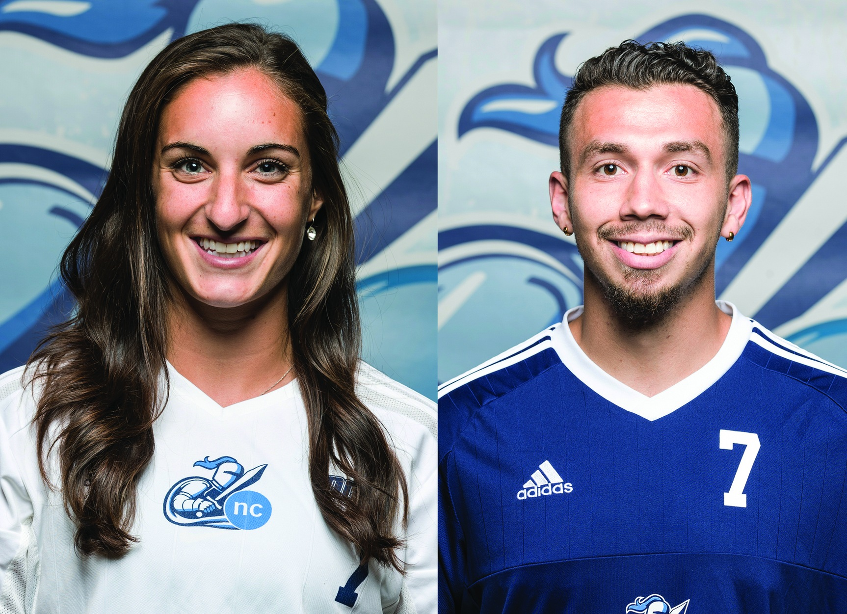 NEWS: Amores and Bruzzese named athletes of the week