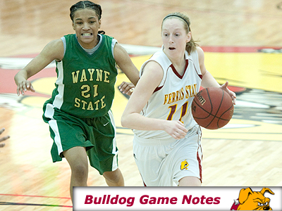 Women's BB Notes: Edinboro & Gannon