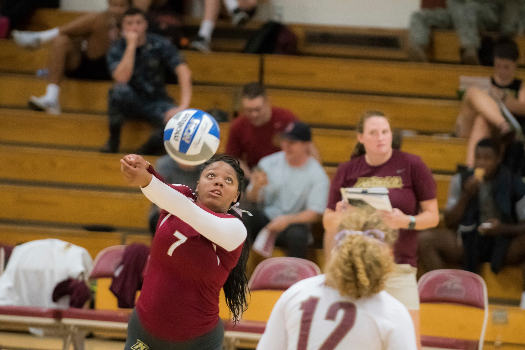 Volleyball: Cadets drop matches to Emmanuel and Albertus Magnus