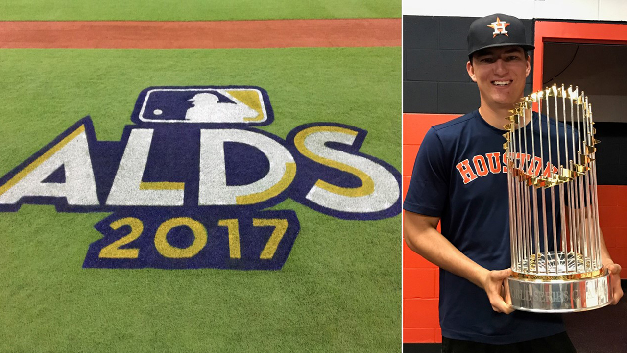 Former Triton to Receive World Series Ring from Astros