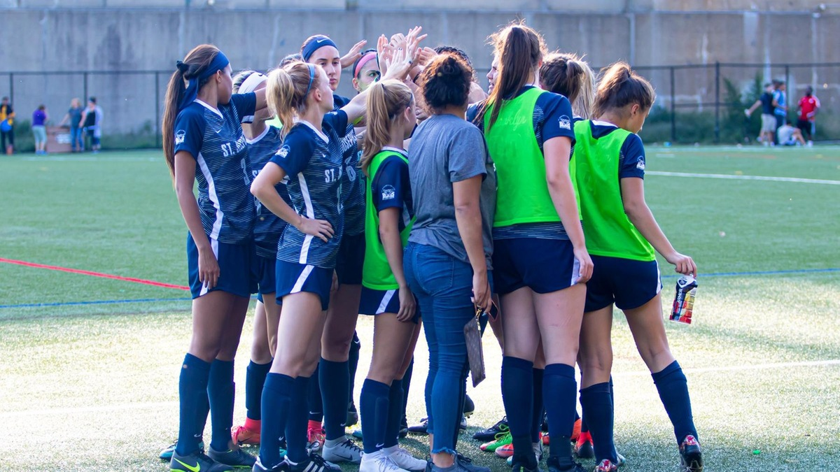 Women's Soccer Comes Up Short at Skyline Unbeaten Mount Saint Mary