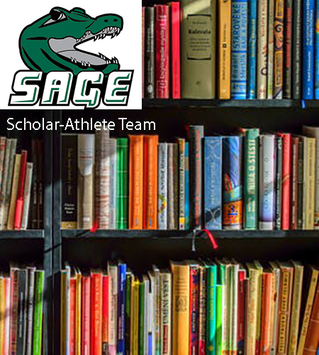75 Gators named to 2018 Sage Spring Scholar-Athlete Team