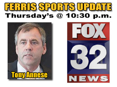 Ferris Sports Update To Feature Coach Annese