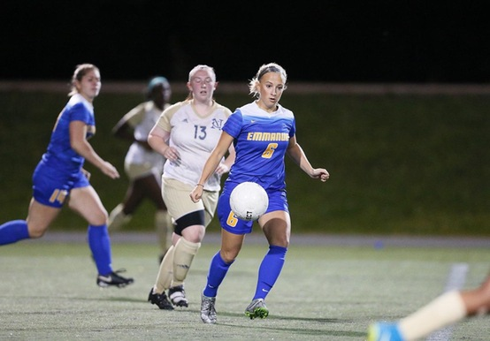 HEART BREAKER FOR WOMEN'S SOCCER, DOWNED 2-1 BY UMB