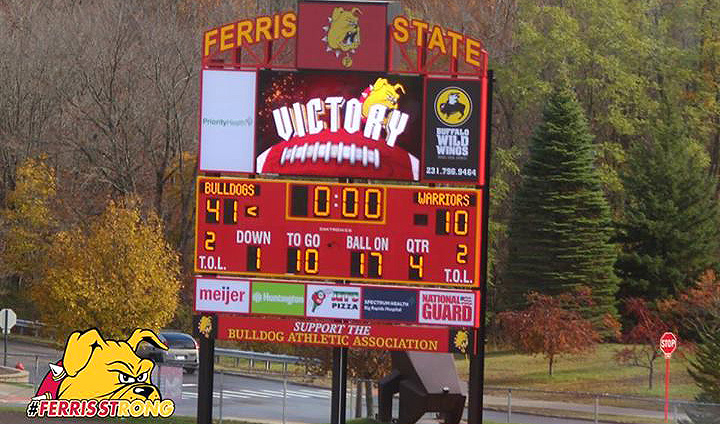 Ferris State Puts Together Complete Performance In Dominating League Victory
