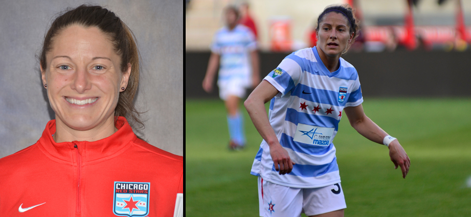 Julianne Sitch (Photo credit: Chicago Red Stars)