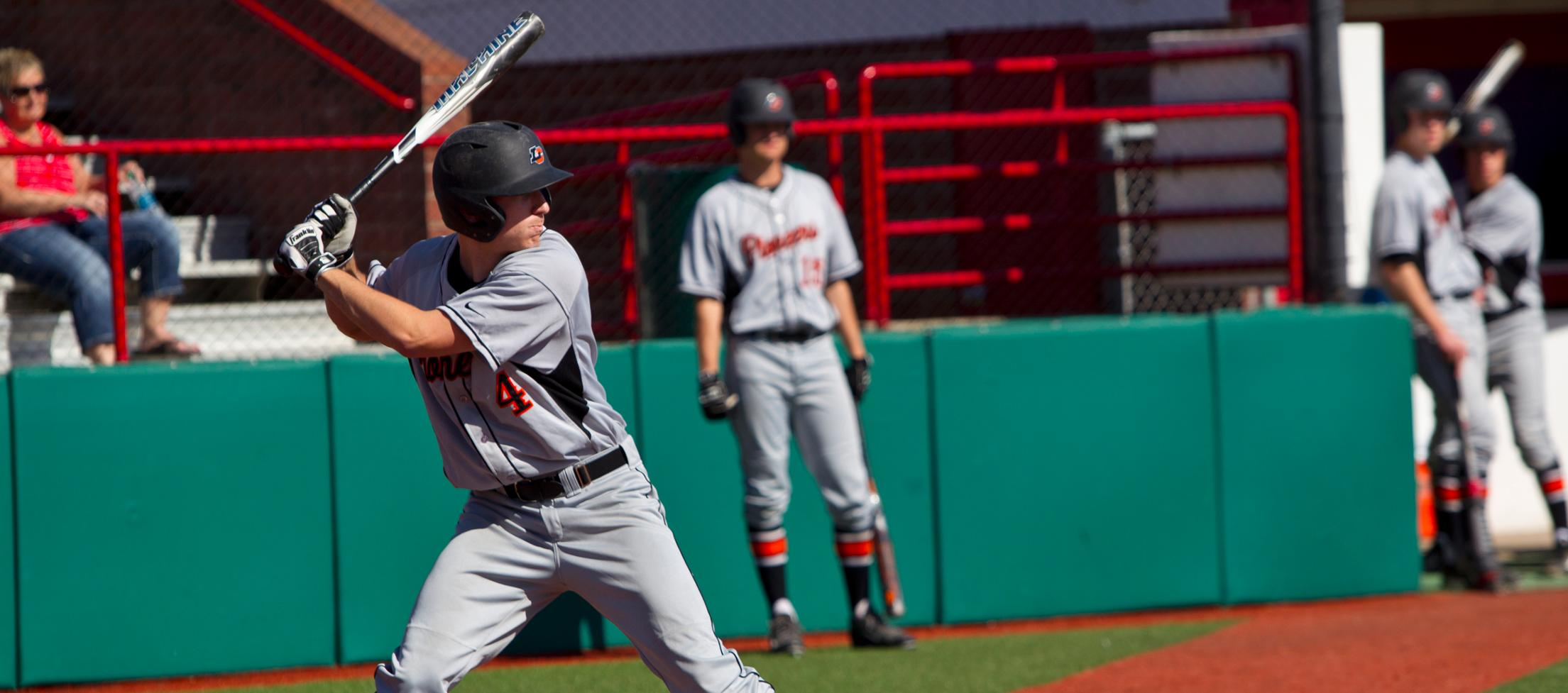 Pioneers' eighth inning rally not enough