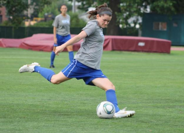 Women's Soccer Kicks Off Tonight at BU