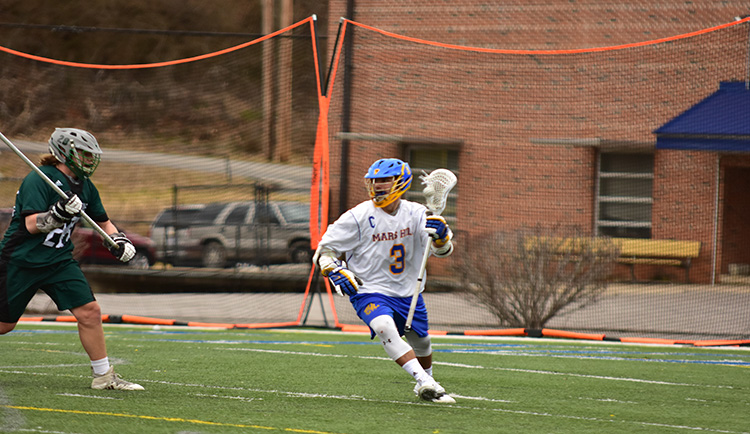 Men's Lacrosse Game at Catawba Rescheduled