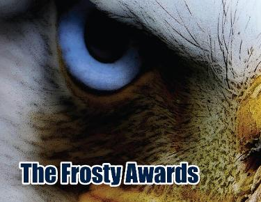 Inaugural Frosty Awards set for Tuesday at 7 p.m.