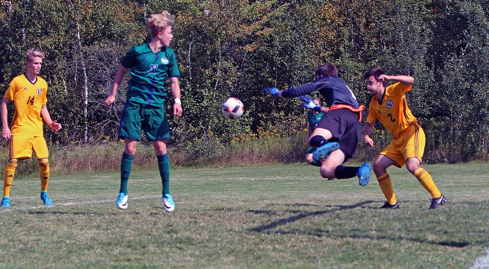 MSOC | Voyageurs Open Up 2018 With Tough Loss in Battle With Ravens