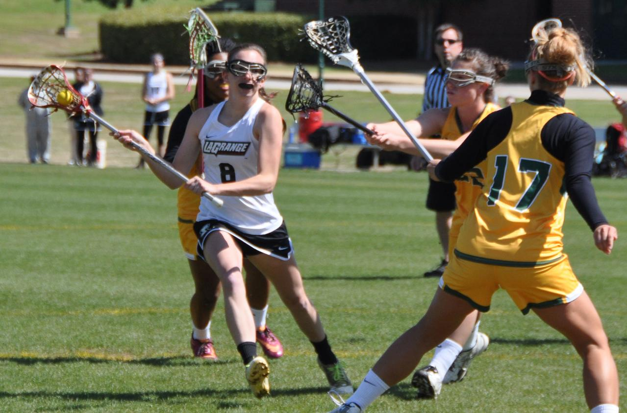 Lacrosse: Panthers fall to Methodist in final USA South game of season