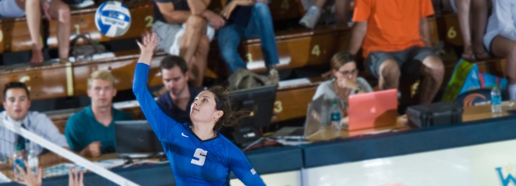 UCSB Late Comebacks Not Enough in Sweep Against LMU