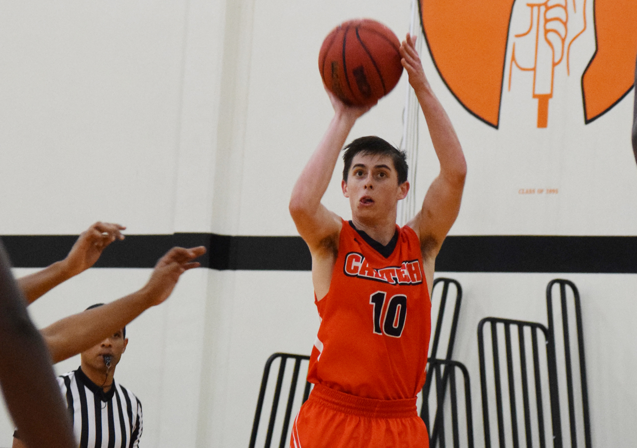 Andrews, Beavers Surge to First Victory