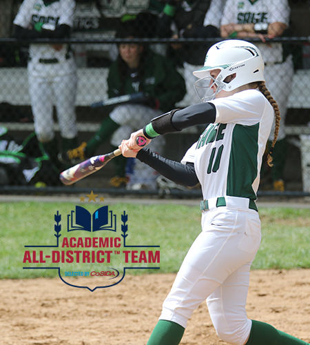Silk Named to CoSIDA Academic All-District Softball Team