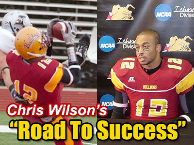 "Follow Chris Wilson's ""Road To Success"" Blog"