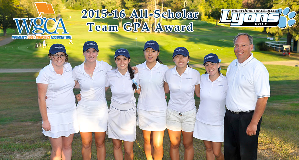Golf Among the Top Academic Teams in the Nation