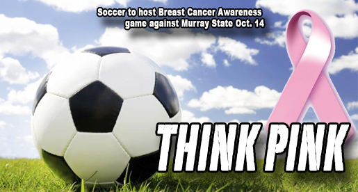 Think Pink set for Oct. 14 at Tech Soccer Field