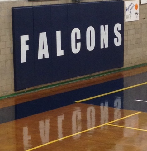 Lady Falcons Clipped by Owls, 80-47