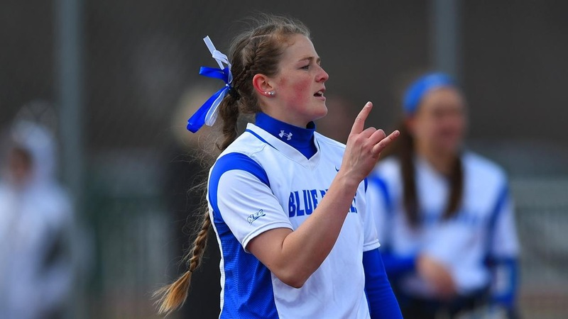 Softball Captures 4-3 Win at Yale on Thursday