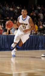Johnson Scores Career-High 35 to Lead UCSB Past Fresno State, 69-54