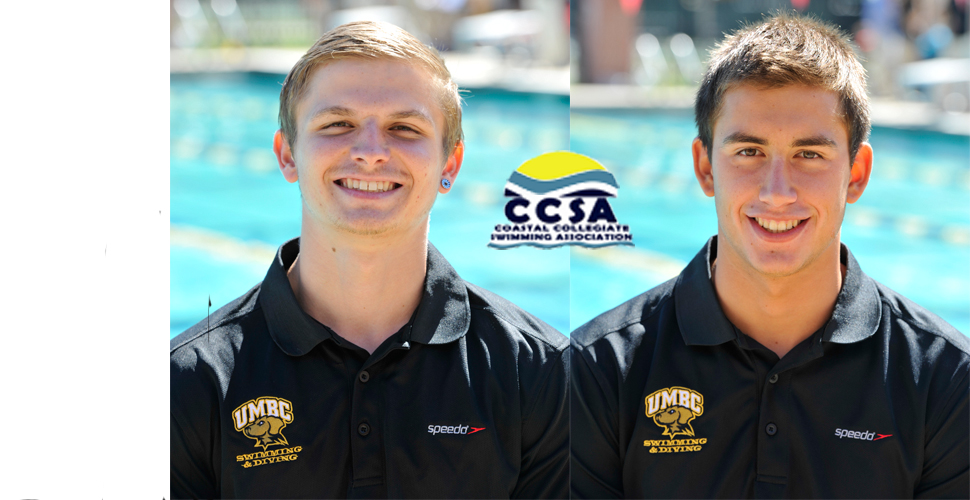 Sporlein and Green Earn Second Straight CCSA Swimmer and Diver of the Week Honors