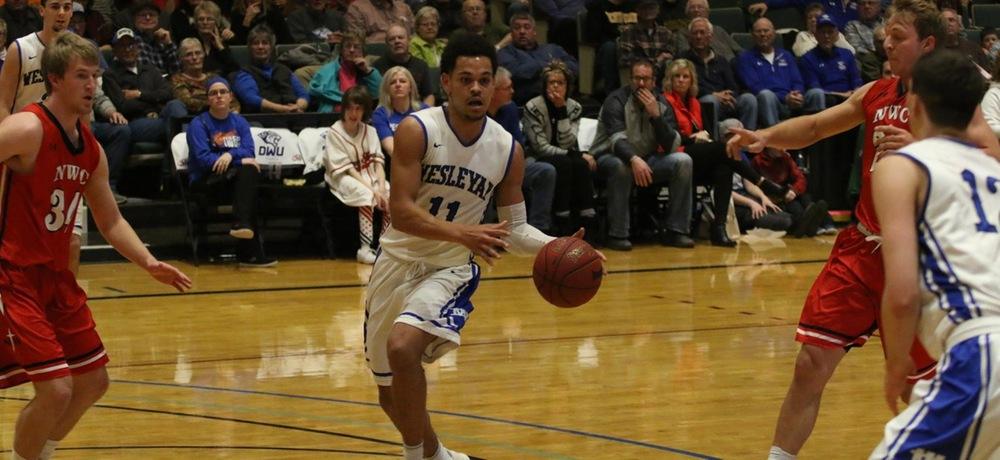 No. 18 DWU shoots past Hastings in GPAC Tournament play