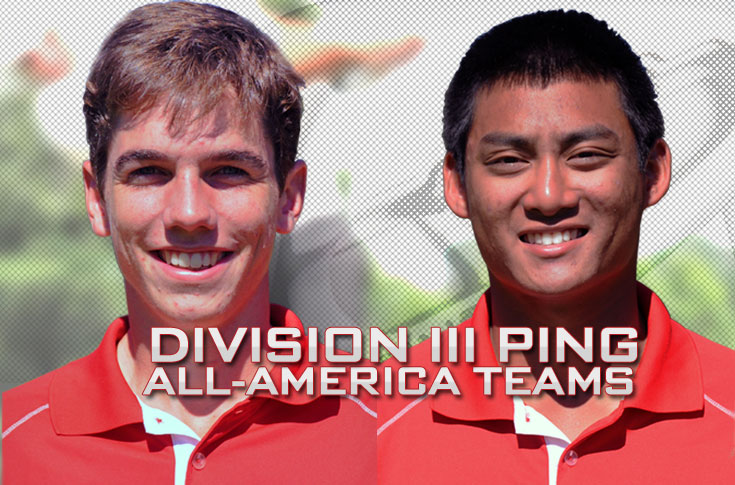 Golf: Howard, Theam named to Division III PING All-America teams