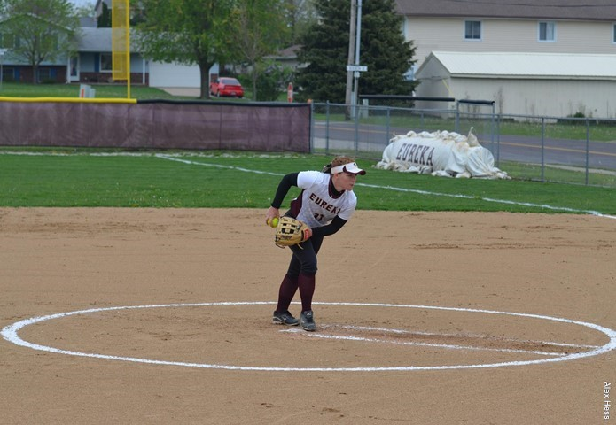 EC softball clinches spot in SLIAC Tournament with win over Webster