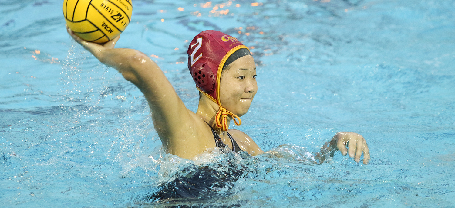 Christine Hu scored a goal and assisted on another in a 17-3 victory for CMS over Caltech.