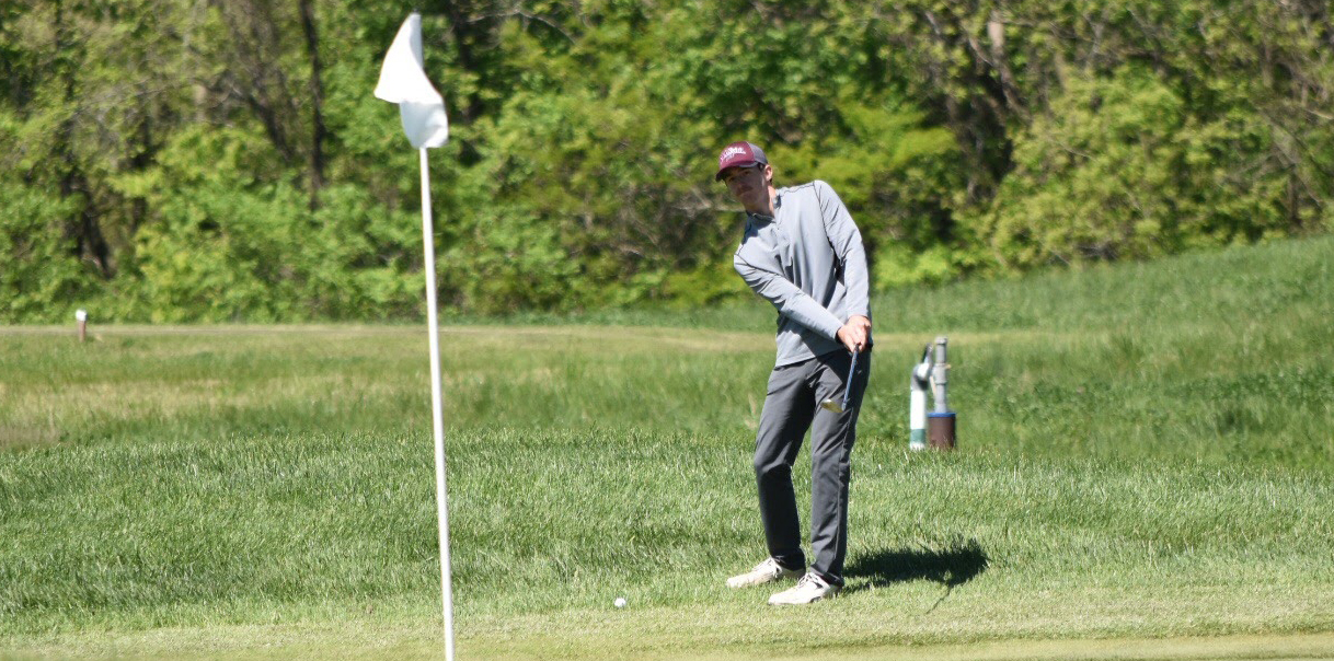Evangel Golf Finishes Seventh at Heart Championships