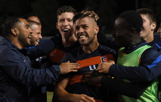 Goni's Goal Gives Titans 1-0 Victory Over Sacramento State