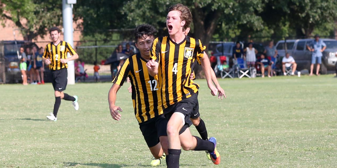 SCAC Men's Soccer Recap - Week Seven