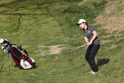 Athena golf team finishes ninth at Birdies for Breast Cancer Tournament
